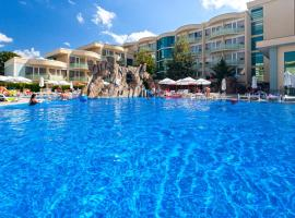 Flora Park Hotel All Inclusive Sunny Beach Bulgaria