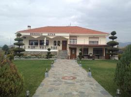 Hotel near Aristotelis airport : Guesthouse Egli