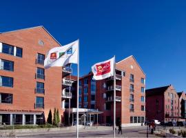Hotel near  Geiteryggen  airport:  Clarion Collection Hotel Bryggeparken