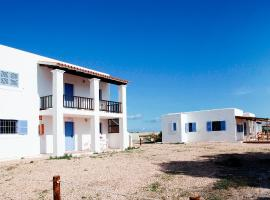 A picture of the hotel: Apartamentos Aviació - Formentera Mar