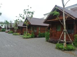 Hotel photo: Ruenthong Resort Surat Thani