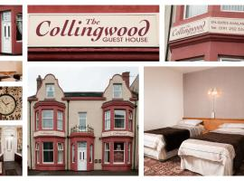 Collingwood Guest House Whitley Bay United Kingdom