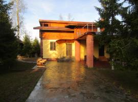 Hotel Photo: Cottage v Zelenoy Roshche