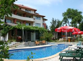 Efos Bungalows St. St. Constantine and Helena Bulgaria