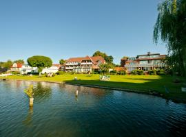 Strauers Hotel am See Bosau Germany