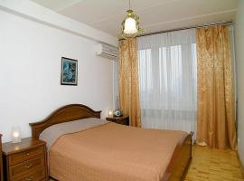 Hotel Photo: Moscow4Rent Apartment - Smolenskaya
