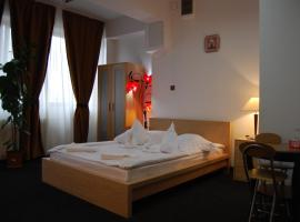 Hostel Litovoi Bucharest Romania