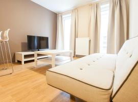Madou City Center Apartment Brussels Belgium