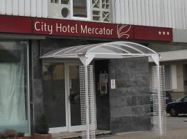 City Hotel Mercator Frankfurt/Main Germany