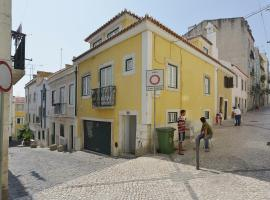 Feels Like Home - Madragoa House at Santos Lisbon Portugal