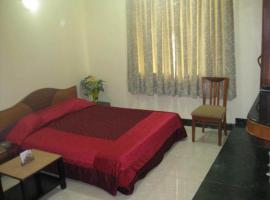 Hotel Manas Residency Mumbai India