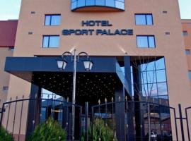 Hotel Sport Palace Sliven Bulgaria