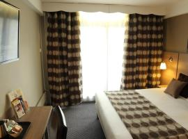 Hotel Photo: Inter-Hotel Grenoble Sud Villancourt