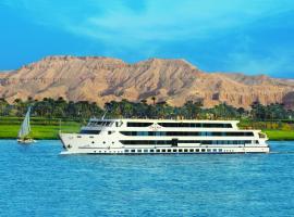 The Oberoi Zahra Nile Cruise - Luxor/Aswan 05 & 07 Nights Each Tuesday Luxor Egypt