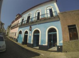 Hotel photo: Hostel Solar das Pedras