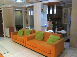 Hotel photo: Hajjah Ririn's Kebagusan City Apartment