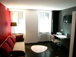 Appartement Ravelin Toulouse Pháp