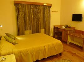 The Eee Cee Hotel Shillong India
