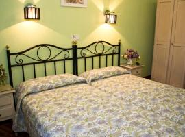 Hostal Los Alpes Madrid Spania