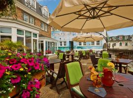Best Western Moores Hotel St Peter Port United Kingdom
