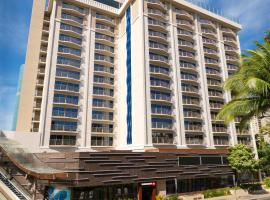 Hokulani Waikiki by Hilton Grand Vacations Club Honolulu USA