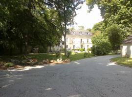 Hotel photo: Les Fontaines