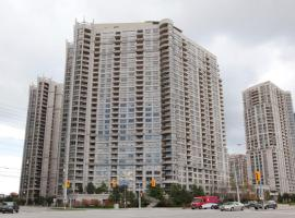 Canadian Madmac Furnished Apartment - Square One Ovation Mississauga Kanada