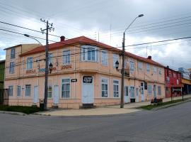 Hostal Mwono Puerto Natales Chile