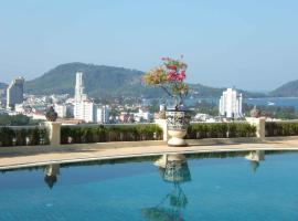 Prince Edouard Apartments & Resort Patong Beach Thailand