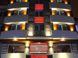 Hotel near Erzurum airport : Rafo Hotel
