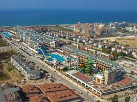 Crystal Waterworld Resort & Spa Boğazkent Turkey