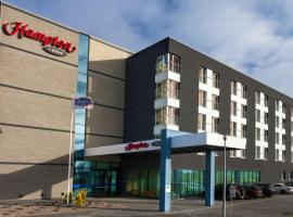 Hotel Photo: Hampton by Hilton Gdansk Airport