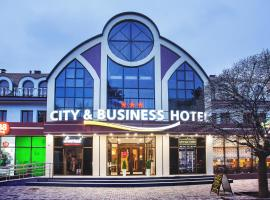 City & Business Hotel Mineralnye Vody Russia