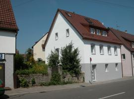 A picture of the hotel: Das Apartmenthaus