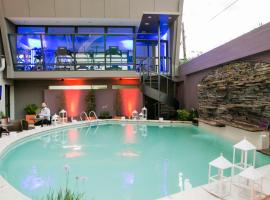 Hotel Photo: Suites Garden Park Hotel & Eventos