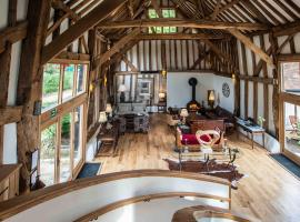 The Barn at Roundhurst Haslemere 英国