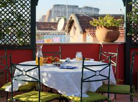 Li Rioni Bed & Breakfast Roma Itália