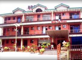 Hotel The Woodz Pālampur India