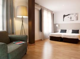Aspasios Plaza Real Apartments Barcelona Spain