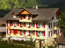 Hotel Des Alpes Kandersteg Switzerland