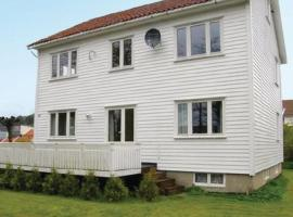 Holiday home Mandal Neseveien Mandal Norway