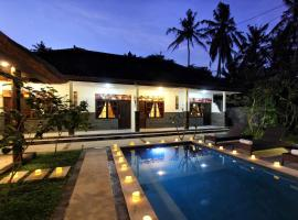 Bunutan Guest House Ubud Indonesia