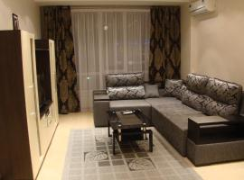 Alex Apartments on Lva Tolstogo Kiev Ukraine