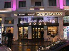 Grand Washington Hotel İstanbul Turkey