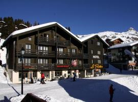 Hotel Le Postillion Bettmeralp Швейцария