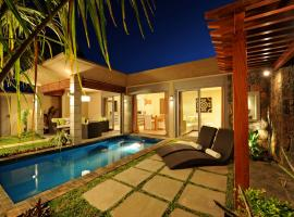 Athena Villas by Evaco Holiday Resorts Pereybere Mauritius