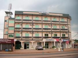Hotel near Central African Republic
