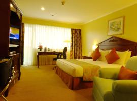 Best Western Oxford Suites Makati Manila Filipinler