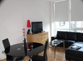 Хотел снимка: Glasgow Lofts Serviced Apartments