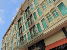 Hotel near Taiping: SSL Traders Hotel